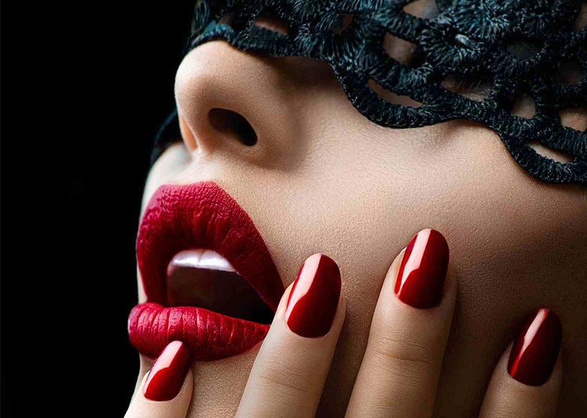 Pomysły na karnawałowe paznokcie
