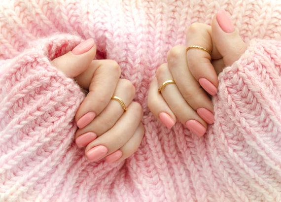 Najlepsze pomysły na pastelowe paznokcie 2019