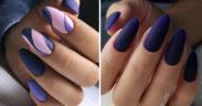 Genialne pomysły na matowe paznokcie 2019