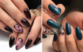 Najmodniejsze paznokcie na jesień 2019