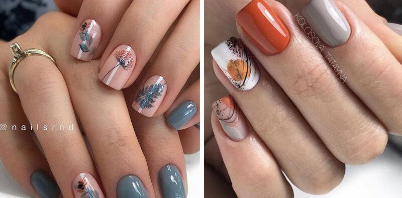 Modne paznokcie na jesień 2020
