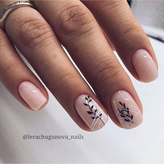 Naturalny manicure na wiosnę